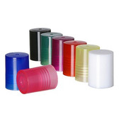 10mm Plastic Color Cap for 5ml & 10ml Roll on Bottle