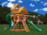 Gorilla Playsets Great Skye I - Wood Roof