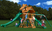 Gorilla Playsets Great Skye II - Wood Roof