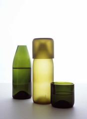 Artecnica tranSglass Lidded Carafe - Polish
