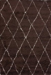 nuLOOM Rugs Trellis Brown Area Rug
