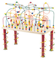 Anatex Jungle Rollercoaster Table