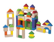 Smart Gear Toys 100 Piece Block Set