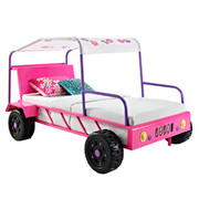 Powell Twin Girls Buggy  Bed