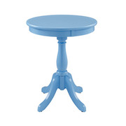 Powell Round Table - Ocean Blue