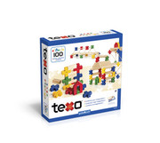 Guidecraft Texo - 100 Piece Set