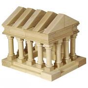 Guidecraft Tabletop Blocks - Greek