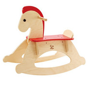 Hape Toys Rock and Ride Rocking Horse
