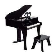 Hape Toys Happy Grand Piano - Black