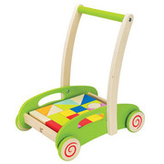 Hape Toys Block and Roll