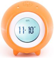 Nanda Home Tocky Analog Alarm Clock - Orange