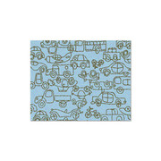 notNeutral Transport Area Rug - 4 x 5