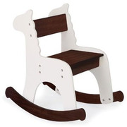 Pkolino Cafe con Leche Zebra Rocking Chair