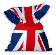 Sitting Bull Fashion Bean Bag - God Save The Queen