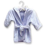 Trend Lab Blue Infant Terry Robe