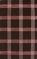 nuLOOM Rugs Metro Casual Stripes Pink Area Rug