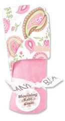 Trend Lab Paisley Print Blanket