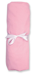 Trend Lab Pink Cotton Jersey Sheet-