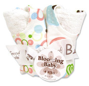 Trend Lab Cupcake Bib Set