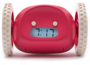 Nanda Home Clocky Alarm Clock That Runs Away in Raspberry
