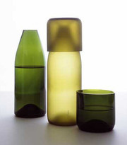 Artecnica tranSglass Lidded Carafe - Satin