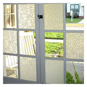 Emma Jeffs Window Adhesive Film, Pixel