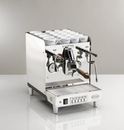 Elektra Model ART.T1 Sixties Chrome Commercial Espresso Machine - 110 volts 20 AMP