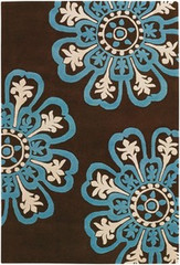 Chandra Rugs Counterfeit Studio COU18201 Area Rug