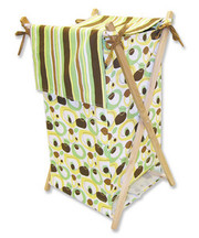 Trend Lab Giggles Hamper Set