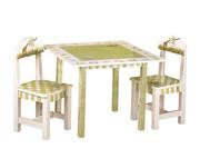 Teamson Design Kids  Alphabet Childrens Chair - Set of 2