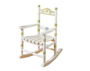 Teamson Design Kids Alphabet Rocking Chair