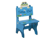 Teamson Design Kids Froggy Childrens Time Out Chair