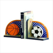 Teamson Design Kids Little Sports Fan BookEnds