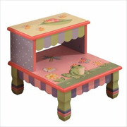 Teamson Design Kids Magic Garden Step Stool
