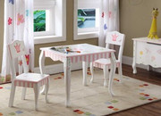 Teamson Design Kids Princess and Frog Collection Chairs - Set of 2