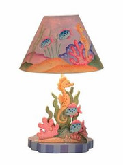 Teamson Design Kids Under the Sea Table Lamp