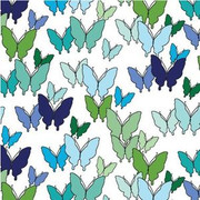 Avalisa Butterfly Pattern