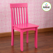 KidKraft Avalon Chair in Raspberry