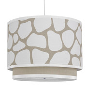 Oilo Cobblestone Double Cylinder - Taupe