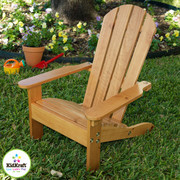 KidKraft Adirondack Chair in Honey