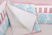 Novela Ella Light Blue Comforter