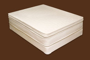 Naturepedic 3 Inch Queen Comfort Topper