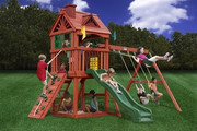 Gorilla Playsets Nantucket Playset