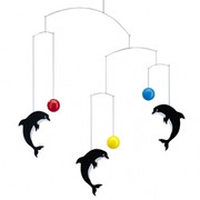 Flensted Mobiles Dolphinarium Mobile