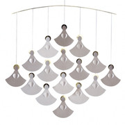 Flensted Mobiles Angel Chorus 16 Mobile