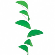 Flensted Mobiles Kites Mobile - Green