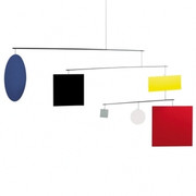 Flensted Mobiles Circle Square Mobile