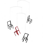 Flensted Mobiles Flying Chairs Mobile