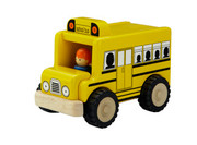 Smart Gear Toys Mini School Bus