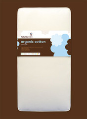 Naturepedic No-Compromise Organic Cotton Classic 252 Crib Mattress